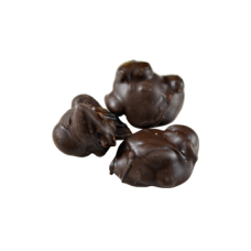 almond nut with dark chocolate